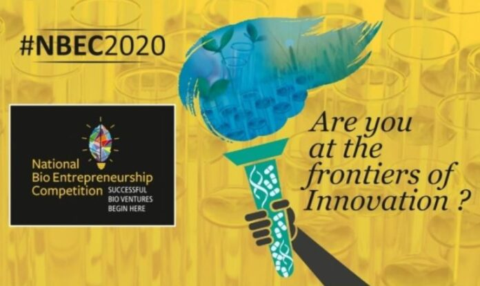 Winners of National Bio Entrepreneurship Competition announced