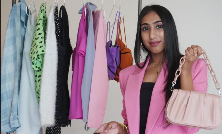 Giving life to pre-loved clothes