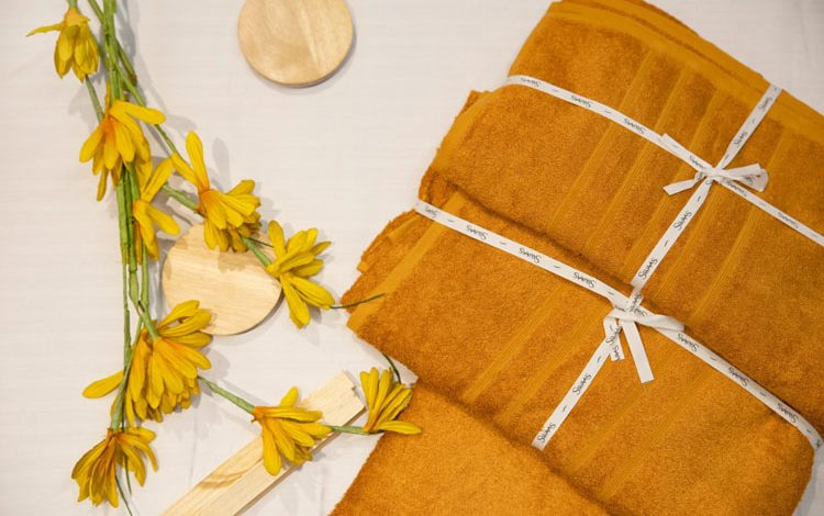 Swaas launches Bamboo Bath Towels and Bamboo Cutlery on Earth Day