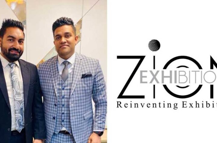 Zion Exhibitions Best emerging company of the year -2021 trade fair organizing category