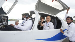 India is going to be a global flying training hub soon