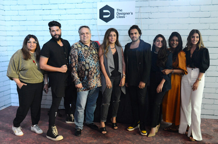 Introducing -The Designer's Class™ India's first digital education platform in the Design space