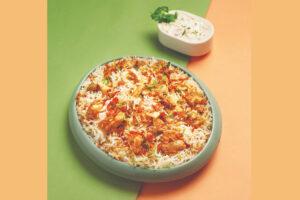 Charcoal Eats Launches Truffle Biryani